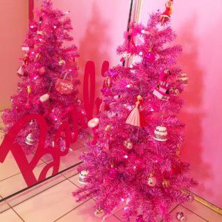 Barbie Christmas Tree♡ November 18, 2016