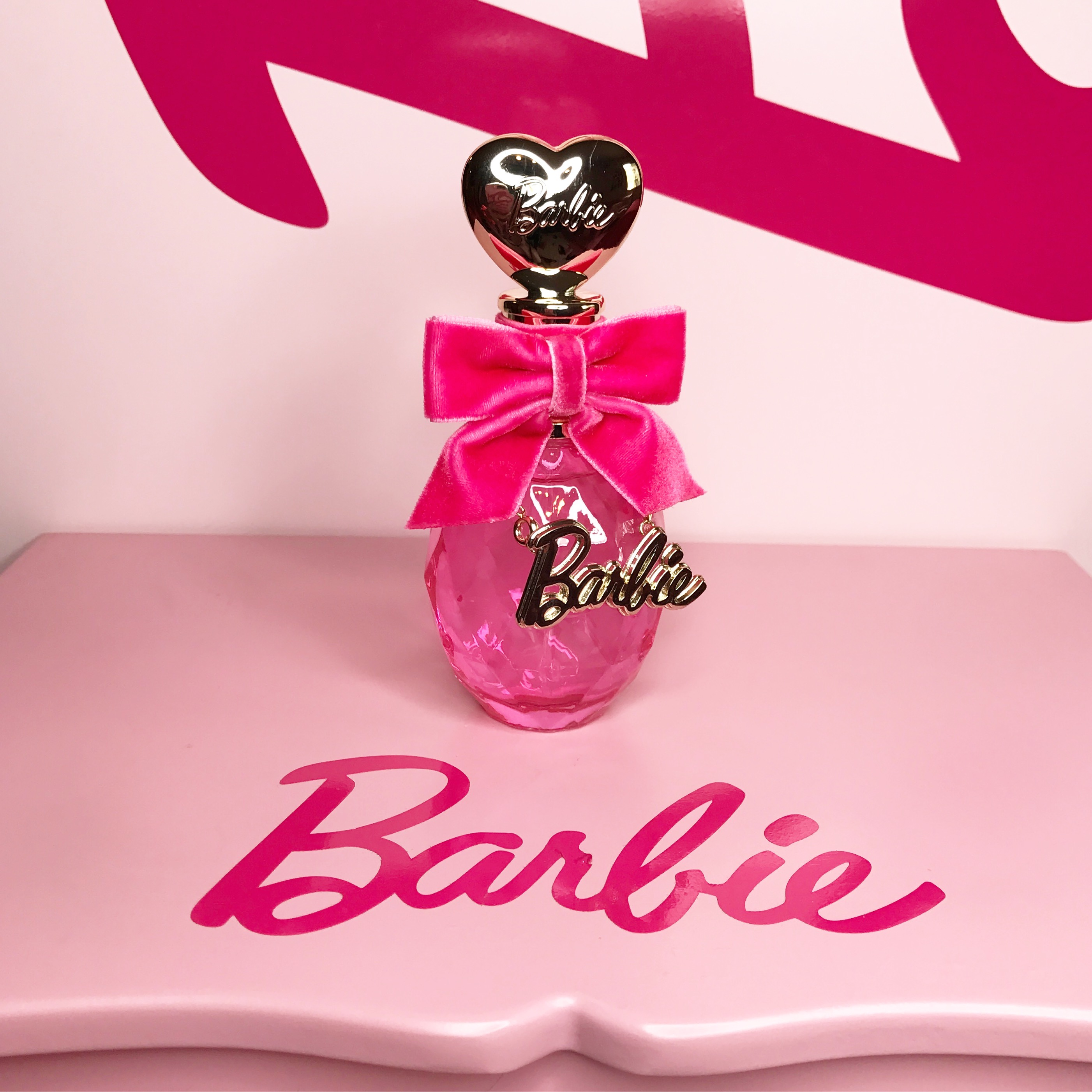 Perfume Pretty Barbie: Azusa Barbie » Barbie Perfume♡